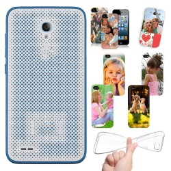 Cover Personalizzate Alcatel Go Play con foto