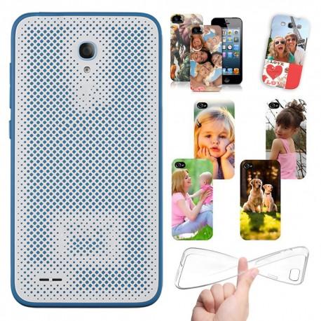 Cover Personalizzate Alcatel Go Play con foto