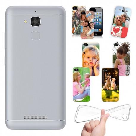 Cover Personalizzate ASUS ZenFone 3 Max ZC520TL con foto