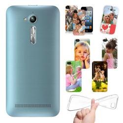Cover Personalizzate Zenfone Go ZB500KL Asus con foto