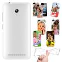 Cover Personalizzate Asus Zenfone Go 5 pollici ZC500TG con foto