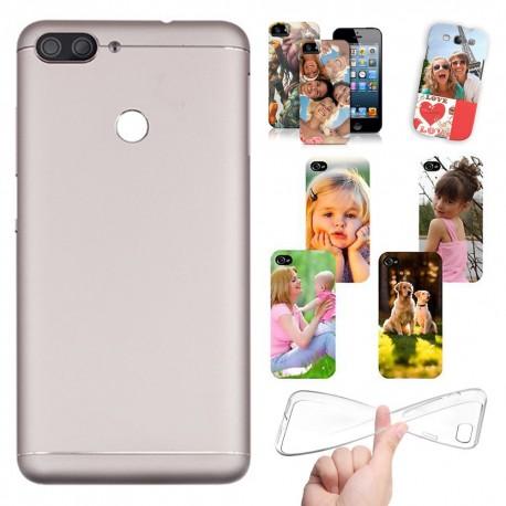 Cover Personalizzate Asus Zenfone Max Plus ZB570TL con foto