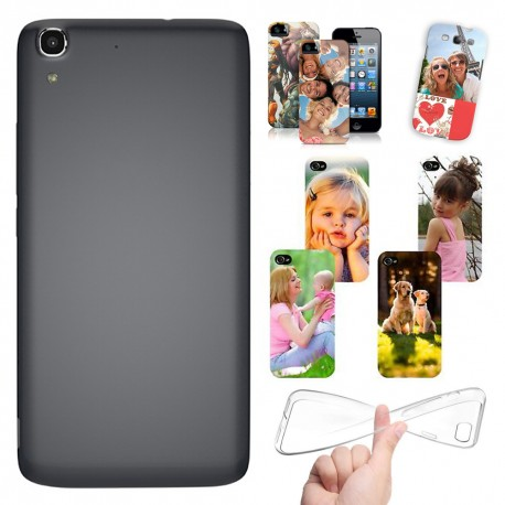 Cover Personalizzate Honor 4A - Y6 Huawei con foto