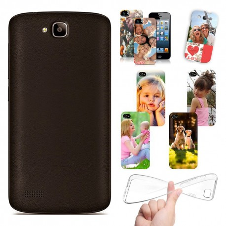 Cover Personalizzate Honor Holly Huawei ascend con foto