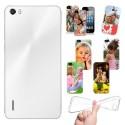 Cover Personalizzate Honor 6 Huawei Ascend con foto
