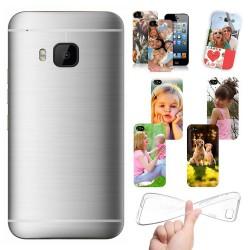 Cover Personalizzate HTC M9 con foto