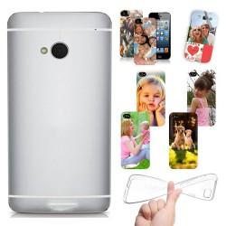 Cover Personalizzate HTC M7 con foto