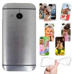 Cover Personalizzate HTC M8 MINI con foto