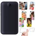 Cover Personalizzate 310 HTC Desire con foto