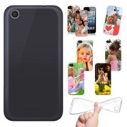 Cover Personalizzate HTC 320 Desire con foto