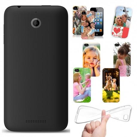 Cover Personalizzate HTC Desire 510 con foto