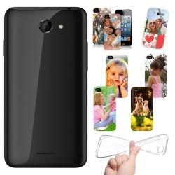 Cover Personalizzate HTC Desire 516 con foto