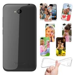 Cover Personalizzate HTC Desire 616 con foto