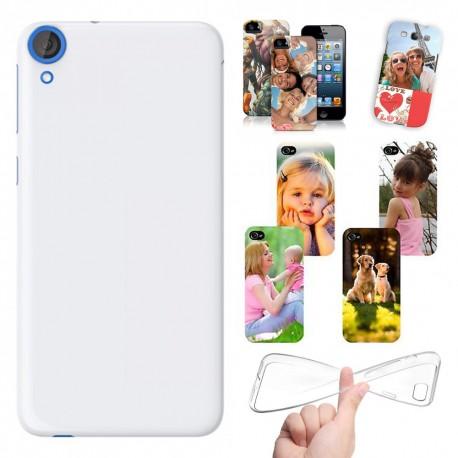 Cover Personalizzate HTC Desire 820 con foto