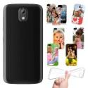 Cover Personalizzate 526 HTC Desire con foto