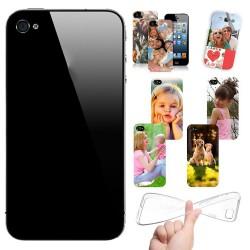Cover personalizzate IPHONE 4 4S con foto