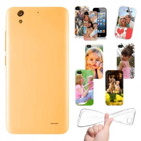 Cover Personalizzate Huawei Ascend G620S con foto