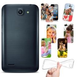 Cover Personalizzate Huawei Ascend G730 con foto
