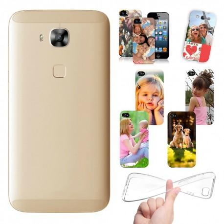 Cover Personalizzate Huawei Ascend G8 con foto