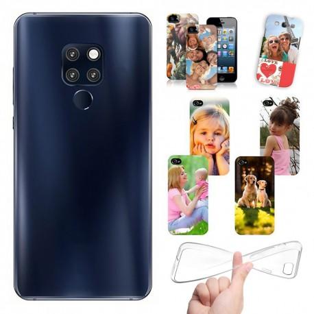 Cover Personalizzate Huawei Mate 20 con foto