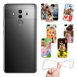 Cover Personalizzate Huawei Mate 10 Pro con foto