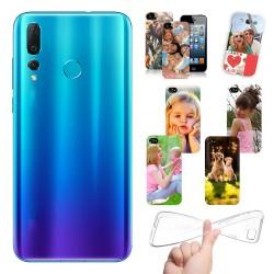 Cover personalizzate Huawei Nova 4e con foto