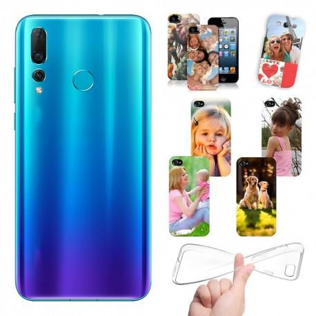 Cover personalizzate Huawei Nova 4 con foto