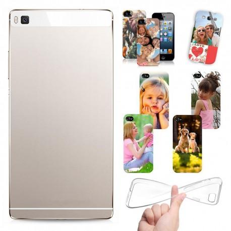 Cover Personalizzate P8 Huawei Ascend con foto