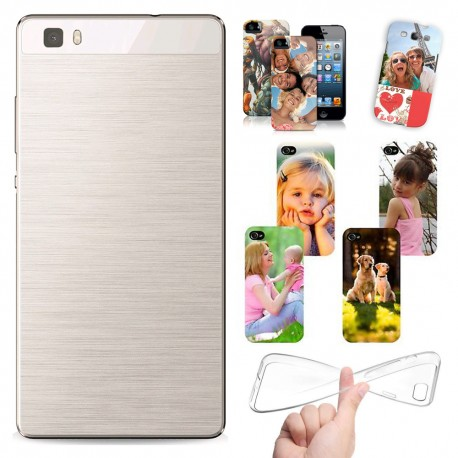 Cover Personalizzate P8 LITE Huawei Ascend con foto
