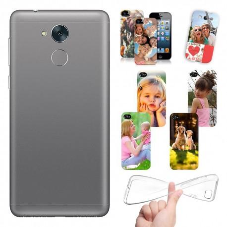 Cover Personalizzate Huawei NOVA SMART con foto