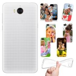 Cover Personalizzate Huawei Y6 2017 con foto