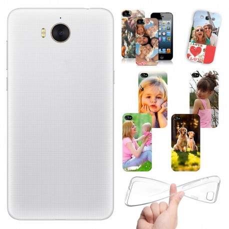 Cover Personalizzate Huawei Y6 2017 con foto