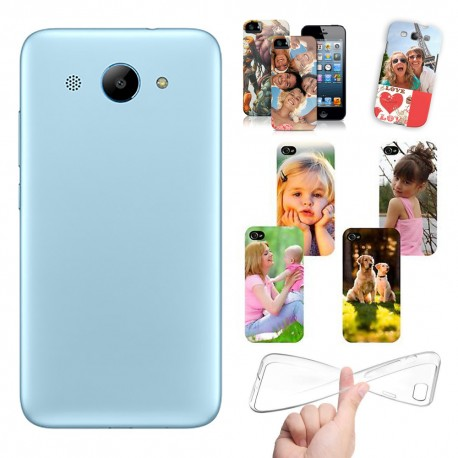 Cover Personalizzate Huawei Y3 2017 con foto