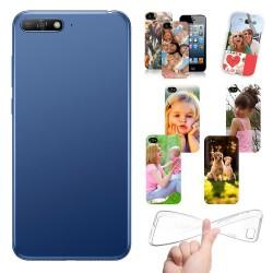 Cover Personalizzate Huawei Y6 2018 con foto