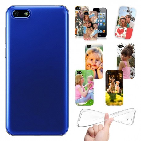 Cover Personalizzate Huawei Y5 2018 con foto