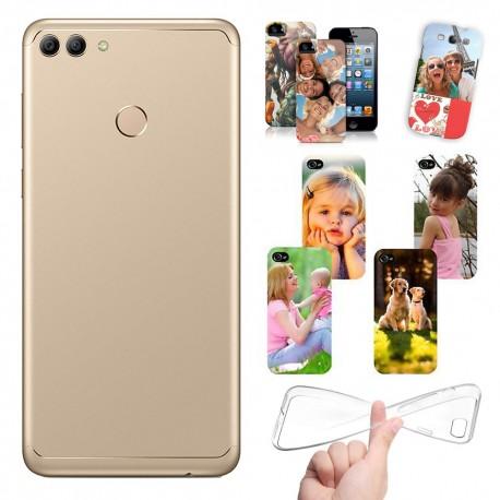 Cover Personalizzate Huawei Y9 2018 con foto