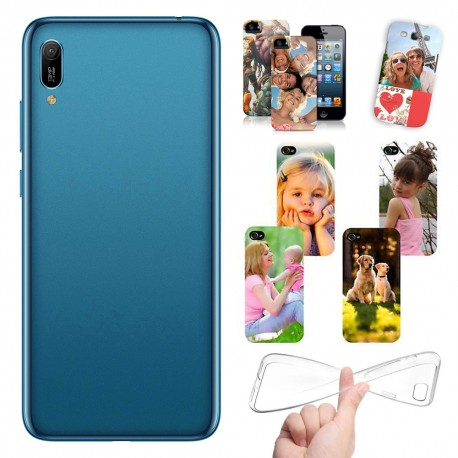 Cover personalizzate Huawei Y6 2019 con foto