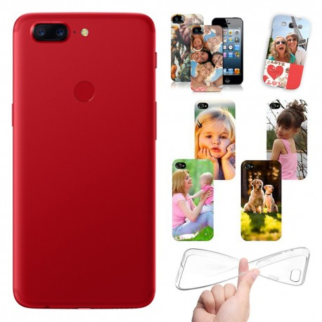 Cover Personalizzate OnePlus 5T     con foto