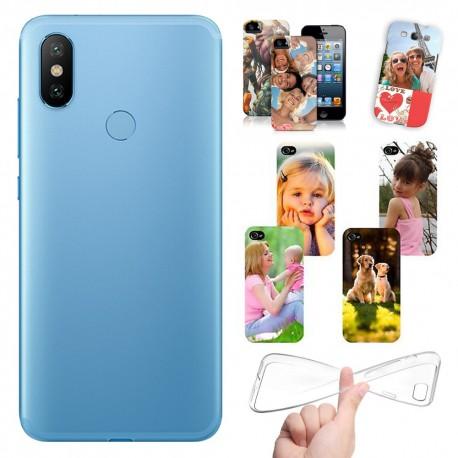 Cover Personalizzate Xiaomi 6X con foto