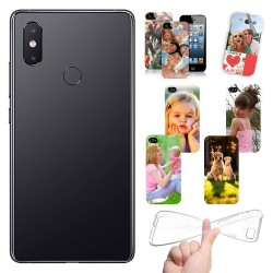 Cover Personalizzate Xiaomi Mi 8 SE con foto