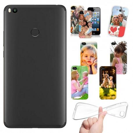 Cover Personalizzate Xiaomi Redmi Mi Max 2 con foto