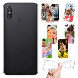 Cover Personalizzate Xiaomi Mi 8 con foto