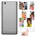 Cover Personalizzate Xiaomi Redmi 5A con foto