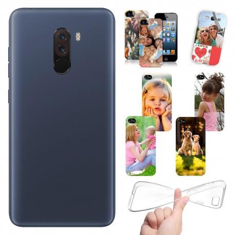 Cover Personalizzate Xiaomi PocoPhone F1 con foto