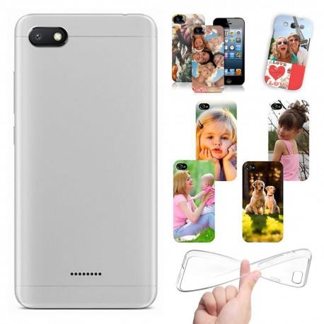 Cover Personalizzate Xiaomi Redmi 6A con foto