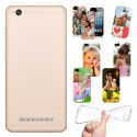 Cover personalizzata Xiaomi Redmi 4A con foto