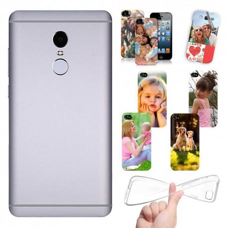 Cover personalizzata Xiaomi Redmi Note 4 con foto