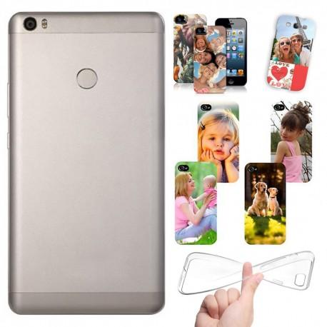 Cover personalizzata Xiaomi redmi Mi Max con foto