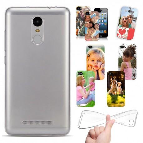 Cover personalizzata Xiaomi Redmi Note 3 con foto