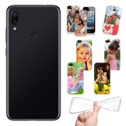 Cover personalizzate Xiaomi Redmi Note 7 con foto